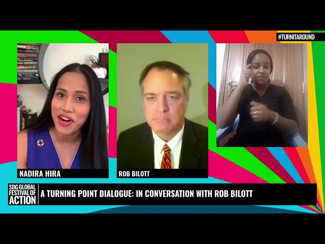 A Turning Point Dialogue: In Conversation with Rob Bilott (Spanish)