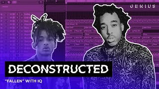 "The Making Of Jaden Smith's ""Fallen"" With IQ 