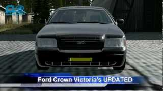 City Life Rpg 3 Ford Crown Victoria Updated