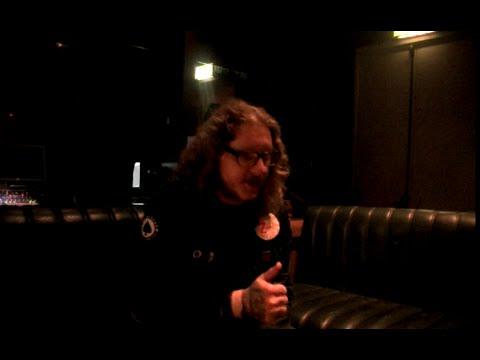 GRAND MAGUS' Ludwig 'Ludde' Witt On UK Tour with ENSLAVED, Upcoming New Album & Tours (2015)
