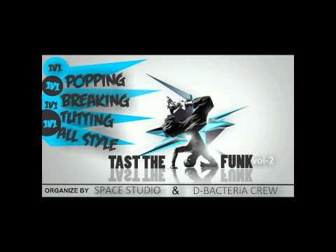 TASTE THE FUNK vol - 2 coming soon