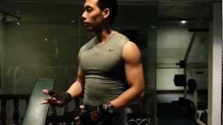 ท่าฝึกหัวไหล่ Shoulder Training