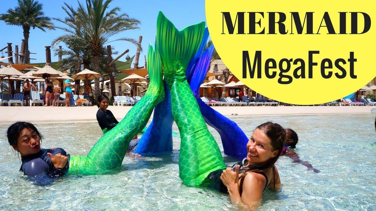Mermaid Megafest Promo Video