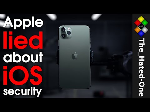 IPhones Remotely Compromised: IOS Security Is More Broken Than You Think