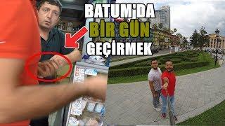 BATUM'DA DOLANDIRICILARA DİKKAT !  Batum'da Bir Gün Geçirmek (Gece Hayatı,Gezilecek Yerler) #Batum