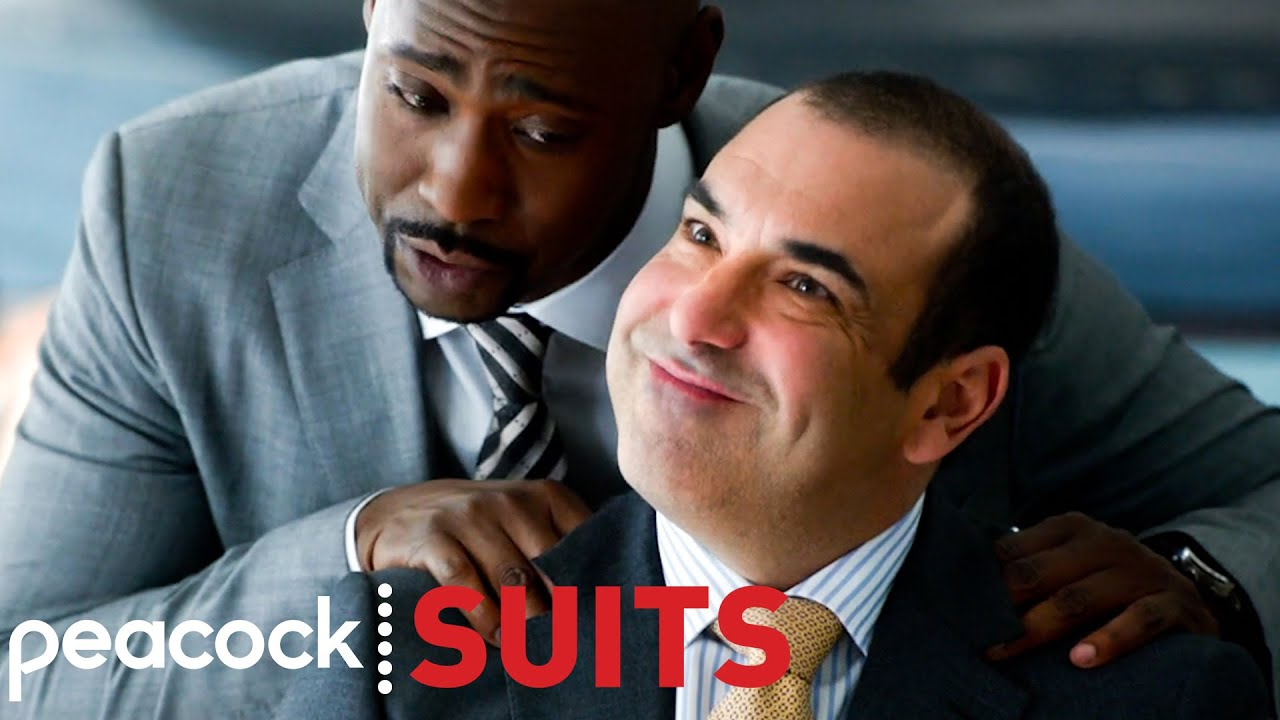 Jeff Uses Louis' Friendly Desire In His Own Interest | Suits