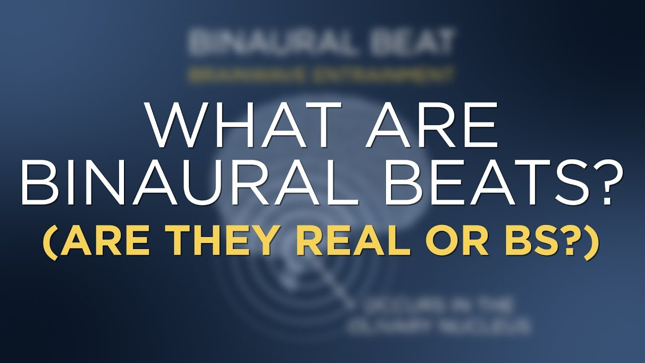 What are binaural beats? Are they real or BS?