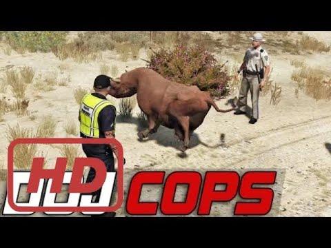 Dept. of Justice Cops #244 - Animal Life (Criminal)