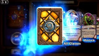 Master of Disguise - Classic Hearthstone rare card pack opening