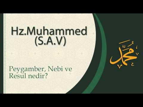 Peygamber, Nebi ve Resul Nedir? - Sorularla İslamiyet