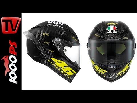 AGV PistaGP-Karbon Motorradhelm 2014