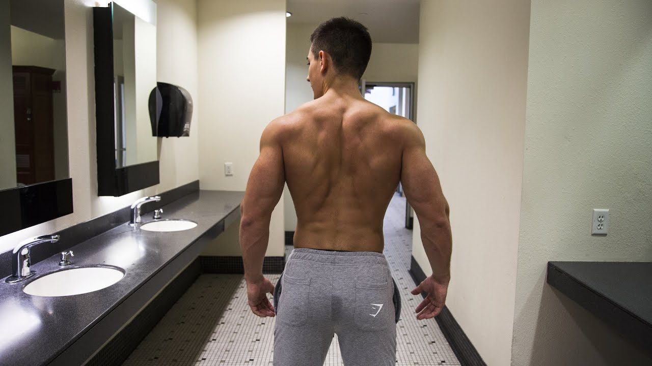 how to build a ripped chest