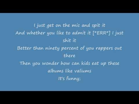 Eminem-The Real Slim Shady Lyrics