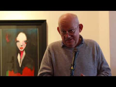 Eddie Cahill exhibition @ The Origin Gallery, Dublin.