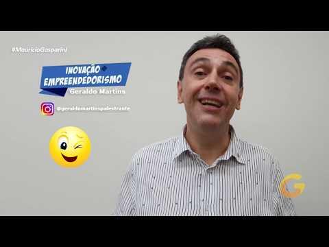 60 De 99: Empresas Atrasadas? Oportunidades Para As STARTUPS.    * Geraldo Martins.