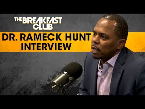 Dr. Rameck Hunt Discusses Obesity Vs. Being Overweight + More