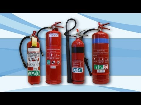 Fire Extinguishers Training Video - AUSTRALIAN Version Preview - Safetycare Workplace Safety