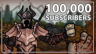 100,000 Subscriber Celebration (All Deaths Scenes to Date)