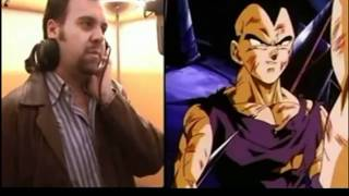 Las Voces de Goku y Vegeta,Mario Castañeda y Rene Garcia.+Yapa
