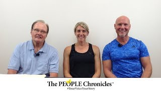 Melissa Hummel and David James Twiford, Part Two: On their I-Form Fitness Studio