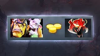 How to hack dota with Mask of Madness