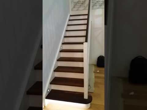 Stufenbeleuchtung Led Leiste Beleuchtung Treppenstufe treppe mit beleuchtung scalalux