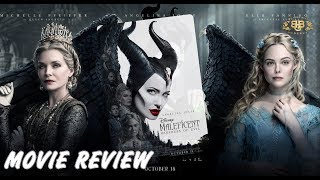 Maleficent: Mistress of Evil - Movie Review (2019) | Angelina Jolie Michelle Pfeiffer | Maleficent 2