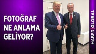 G20 Zirvesinde Erdoğan ve Trump'ın Fotoğrafı Ne Anlama Geliyor? Hangi Mesajlar Var?