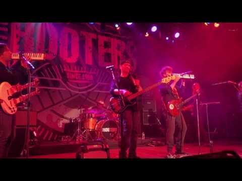 Satellite - The Hooters second night concert Ocean City Music Pier 7/18/17