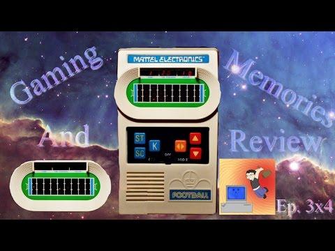 Mattel Electronics Football - Gaming Memories And Review