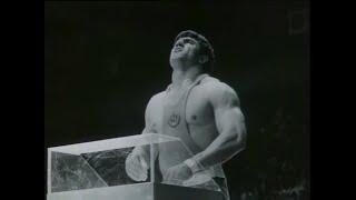 Give it all - Отдать борьбе всего себя - Тяжёлая атлетика