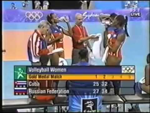 Первые Олимпийские Игры по триатлону. Сидней. 2000