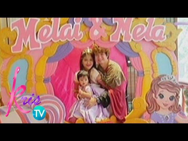 Kris TV: Melason's moments with Baby Mela