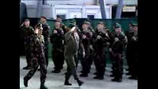 COS EUFOR Handover Takeover Ceremony