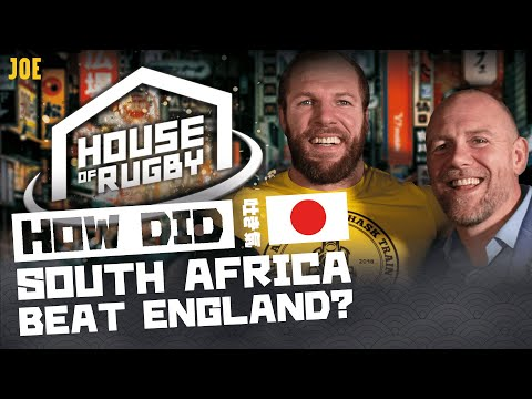 South Africa's Superhuman Display But England Can Be Proud | House Of Rugby World Cup Final Debrief