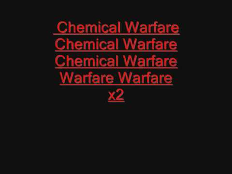 dead kennedys-chemical warfare lyrics