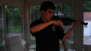 October Sky on Violin (arr. by Ben Chan)
