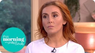 Laura Simpson Sets the Record Straight About Her Night With Wayne Rooney | This Morning