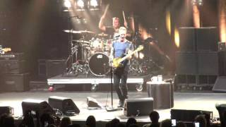 Sting - Walking on the Moon/So Lonely - Hammerstein 2017 4K