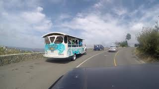 St John USVI Drive to Trunk Bay