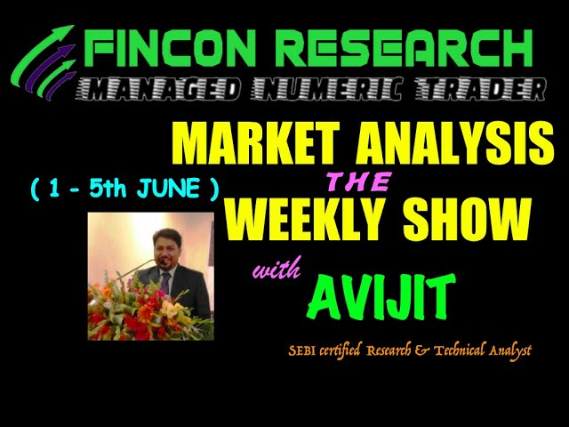 FINCON RESEARCH || WEEKLY STOCK SHOW || (01st - 05th June 2020)