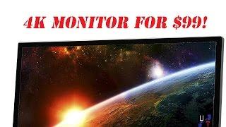 100 4k 28 monitor 9 more post black friday deals on monitors