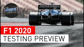 F1 2020 TESTING: PREVIEW