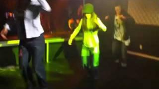 "Japanese house dance team ""balalaica""2010.11.27"