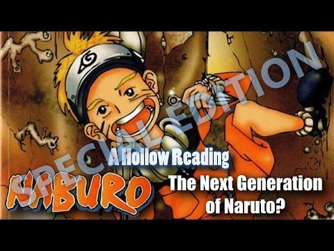A Hollow Reading: Naburo: The Next Generation Of Naruto (Special Edition Edit) | Rip-Off Manga