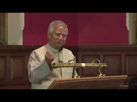 Prof. Muhammad Yunus - Full Address