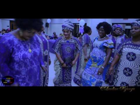 Congolese Party Bridal Shower Claudine Kyungu