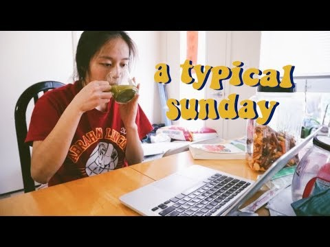 A Typical Sunday (spend A Day W/ Me!)