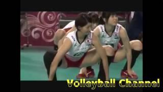 Video Woww!! Aksi Pemanasan Pemain Volleyball Putri download MP3, 3GP, MP4, WEBM, AVI, FLV April 2018
