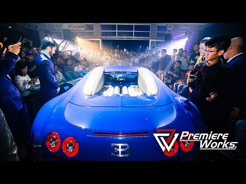 Premiere Works: Bugatti Veyron Launch Event by Prestige Motorcars (Indonesia)